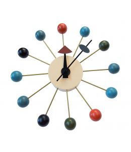 Replica George Nelson Ball Clock | Multi Coloured