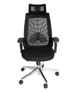 Ergosoft Ergonomic Japanese Mesh Desk / Office Chair | Black