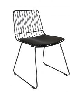 Lory Bend Wire Chair
