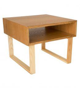 Olle Bedside / Side Table | 50cm