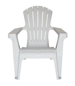 Set of 4 | Replica Adirondack Italia Outdoor Lounge Chair | Grey