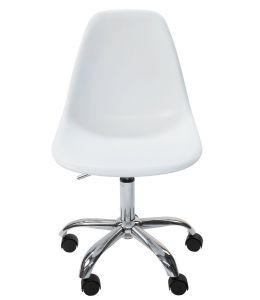 Replica Eames DSW / DSR Desk Chair | White