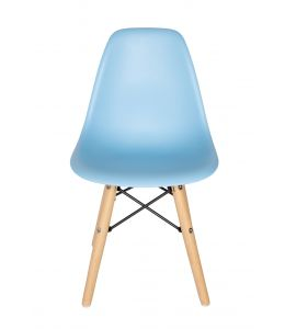 Replica Eames DSW Eiffel Kids Toddler Children's Chair | Sky Blue