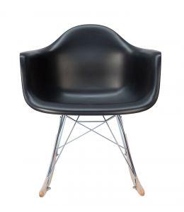 Replica Eames RAR Rocking Chair | Black