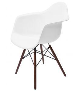 Replica Eames DAW Eiffel Chair | Walnut Legs