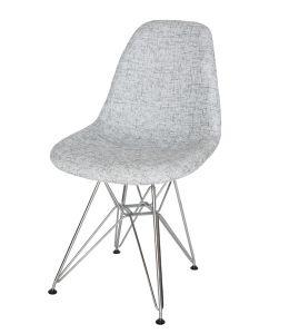 Replica Eames DSR Eiffel Chair | Fabric | Chrome Legs