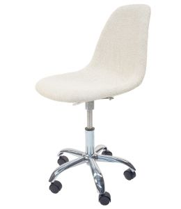 Replica Eames DSW / DSR Desk Chair | Fabric Seat
