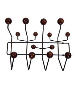 Replica Eames Hanger Retro Hang It All | Walnut