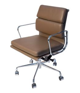 Replica Eames Low Back Soft Pad Management Office Chair