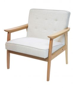 Replica Hans Wegner Plank Arm Chair