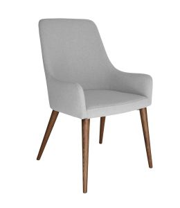 Rio Dining Chair | Walnut Legs
