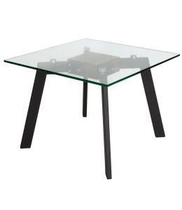 Vox Collection | Glass Side Table