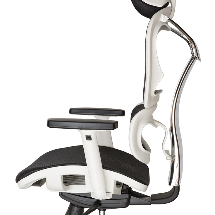 Replica Ergohuman Ergonomic Japanese Mesh Desk / Office Chair | Black