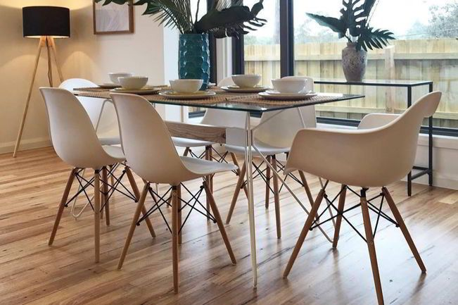 Are Eames Dining Chairs Comfortable?